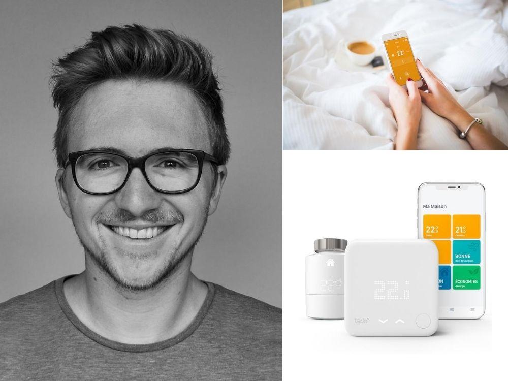 INTERVIEW : Chris Baumann, le Design chez TADO
