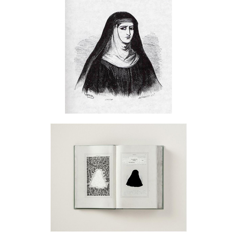 Gertrude lampe à poser par Gabriele Panciera