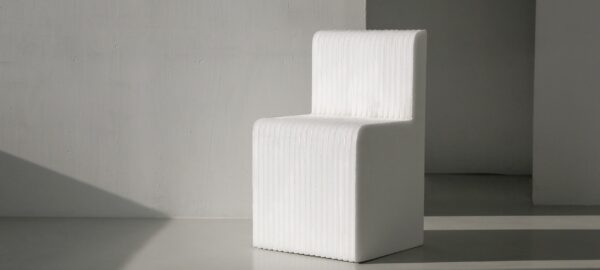 TAMABLE chair le nuage par Fountain Studio