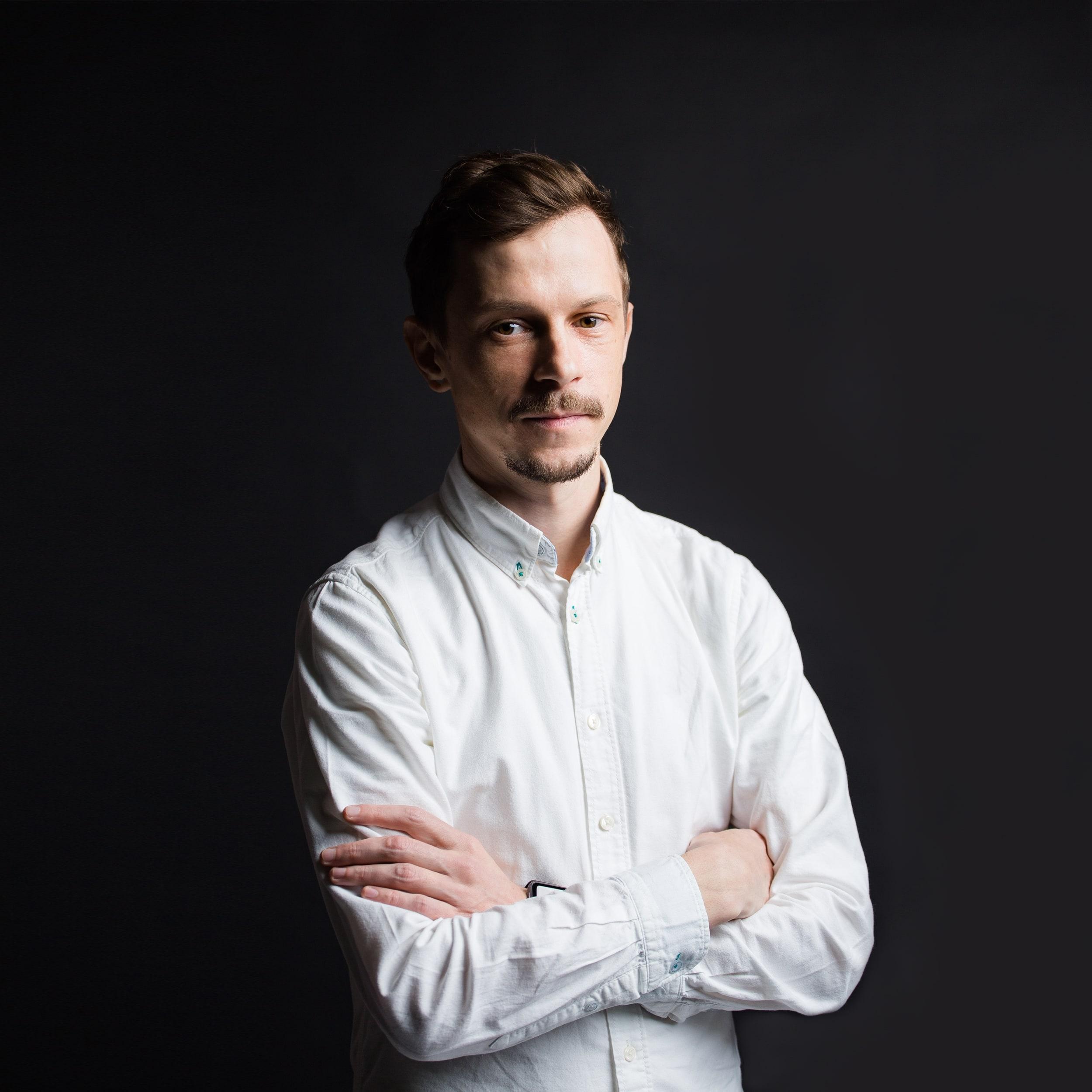 designer Pavel Vetrov